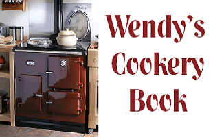 Wendy's Cookbook